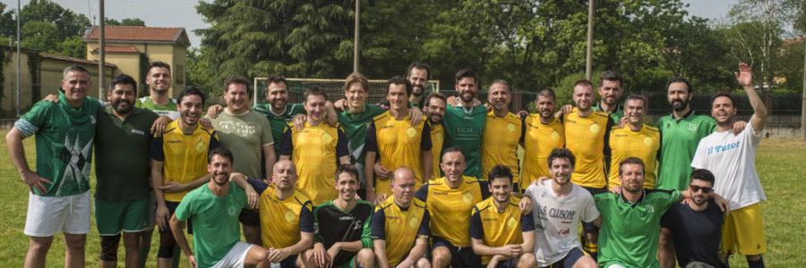 Torneo Calcio A7 Maschile degli Ex-Collegiali • Ecco com'è andata…