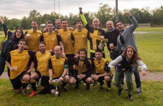 Torneo Calcio A7 2019!